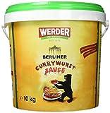 Werder Berliner Currywurst Sauce