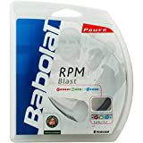 Babolat RPM Blast 12M Cordages Adulte Unisexe, Noir, 1,25mm