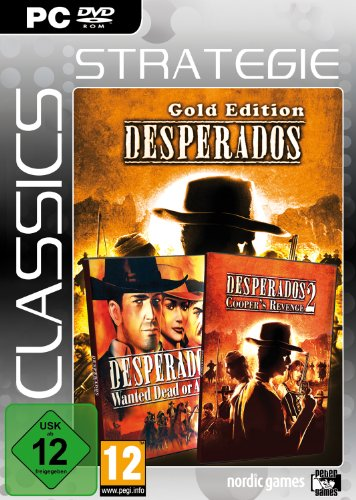 Desperados (Gold Edition) - [PC]