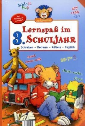 Leo Lausemaus - Lernspaß im 3. Schuljahr
