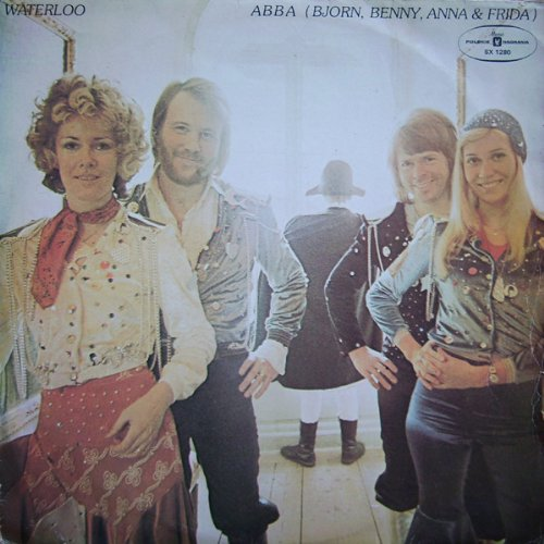 Waterloo - ABBA (Bjorn, Benny, Anna & Frida) Vinyl / LP