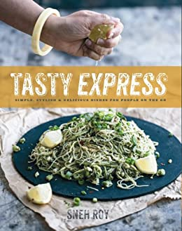 Tasty Express by [Sneh Roy]