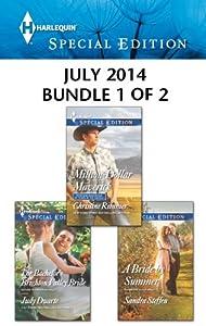 Harlequin Special Edition July 2014 - Bundle 1 of 2: An Anthology