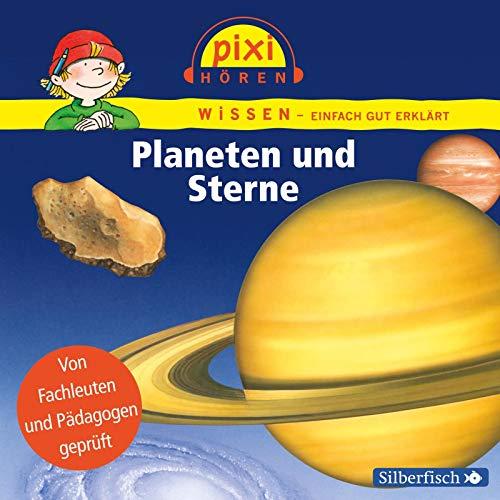 Pixi Wissen - Planeten und Sterne: 1 CD