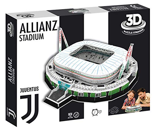 Puzzle 3D Allianz Stadium (Juventus FC)