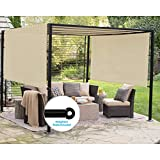 Patio Outdoor Shade Canopy Replacement