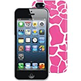 Macbeth Collection Case for iPhone 5 - Pink Giraffe (MB-P5CPG)