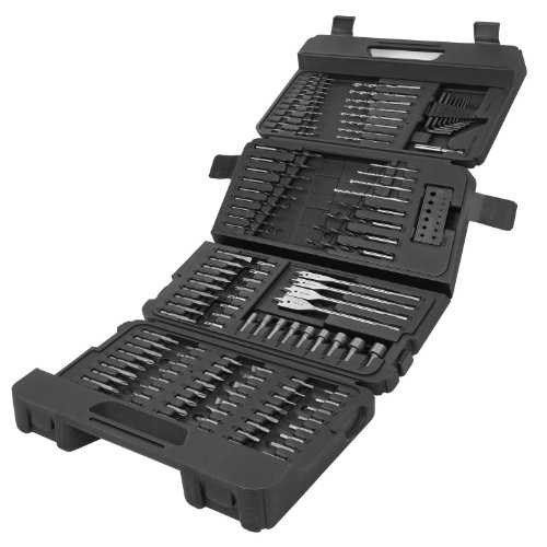 BLACK+DECKER Driver/Drill Bit Set, 129-Piece (71-91291)