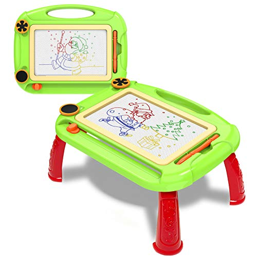 SLHFPX Creative Toys for 2-4 Year Old Boy,Magnetic Doodle Magna Drawing Doodle Board for Kids Age 2-4 Festival Gift Birthday Present for Toddlers Babies 2-4 Year Old