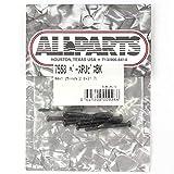 Allparts GS 0011-003 - Tornillos de montaje para pastilla y fonocaptor de graves, para gui...