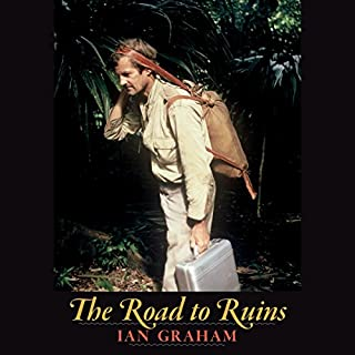 The Road to Ruins audiobook cover art