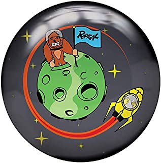 Radical Astro-Nuts Viz-A-Ball Bowling Ball