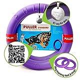 Puller Dog Ring Toy