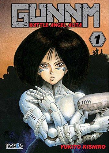 Gunnm battle angel alita n 01