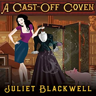 A Cast-Off Coven audiobook cover art