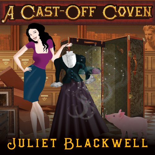 A Cast-Off Coven: Witchcraft Mysteries Series, Book 2