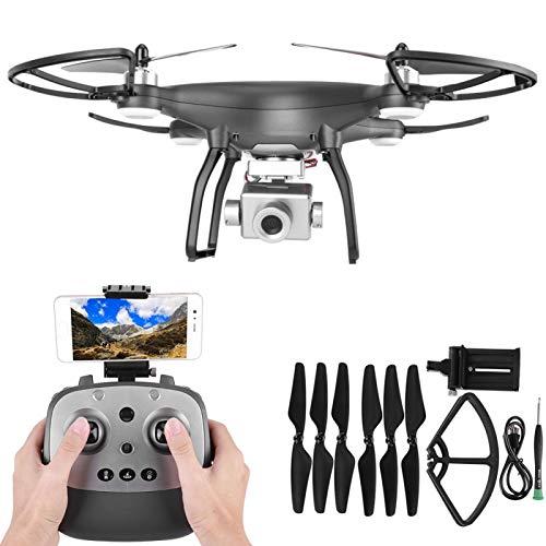 Quadcopter, 5G WiFi Drone Brushless Motor Follow Funzione Posizionamento GPS Funzione Surround a Punto Fisso per Esterni
