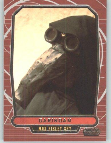 2012 Star Wars Galactic Files #105 Garindan (Non-Sport Collectible Trading Cards)