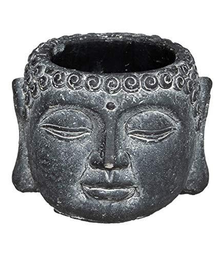 Surtido de cemento de la maceta de Buda Modelo pequeño H 9
