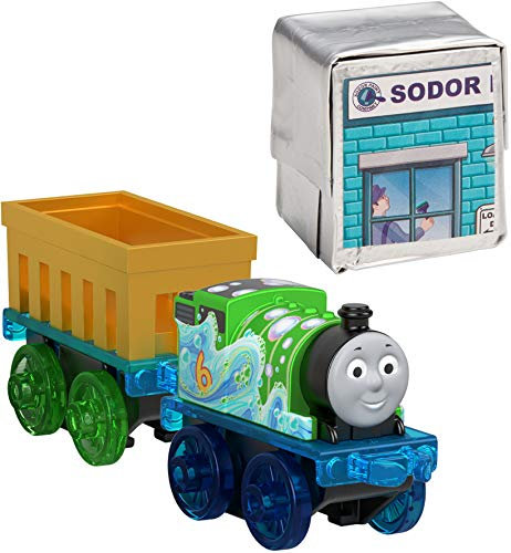 Thomas & Friends Fisher-Price MINIS Fizz 'n Go Mega Pack Now $7.99 (Was $14.99)