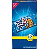 Chips Ahoy! delivers the sweet, delicious cookie taste that America has loved since 1963. These crowd-pleasing crunchy cookies come crammed with real chocolate chips to satisfy any sweet tooth. Each pack is perfect for snacking, sharing, or traveling...
