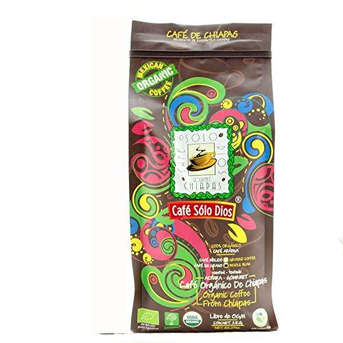 cafetera de grano fabricante Café Solo Dios