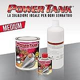 Power Tank trattamento ripara, rigenera e protegge serbatoi - KIT Medium - 700 grammi