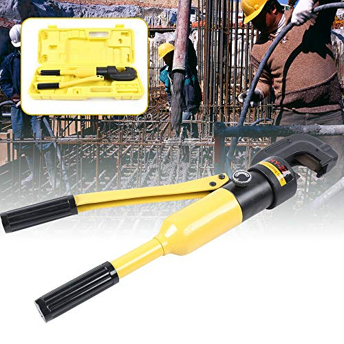 Tragbar Hydraulisch Bolzenschneider 4mm-22mm Handschneider Baustahlschneider