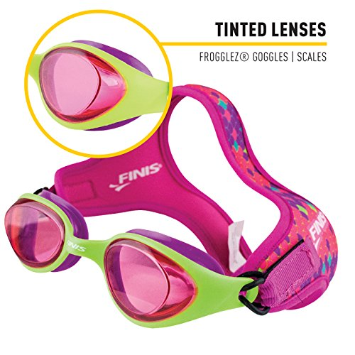 Product Image of the Finis Frogglez Swim Goggles