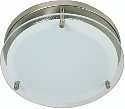Small Halo Flush Ceiling Fitting G9 Bulb