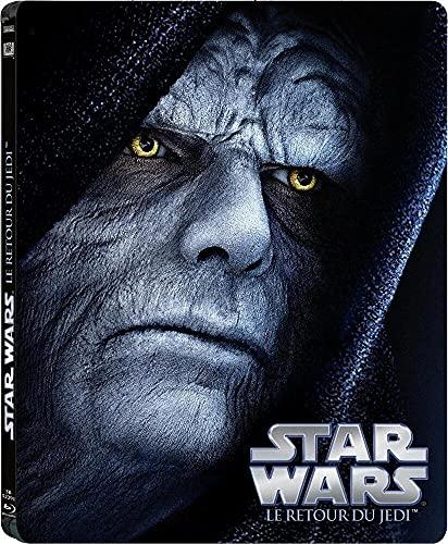 Star Wars-Episode VI : Le Retour du Jedi [Édition Limitée boîtier SteelBook]