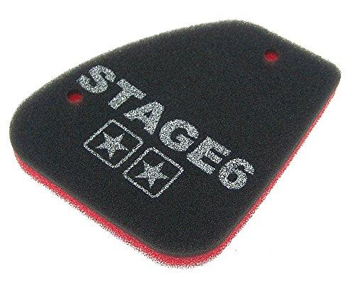 Luftfilter Einsatz STAGE6 Double Layer für Speedfight 1 50cc, 2, Squab, TKR, Trekker