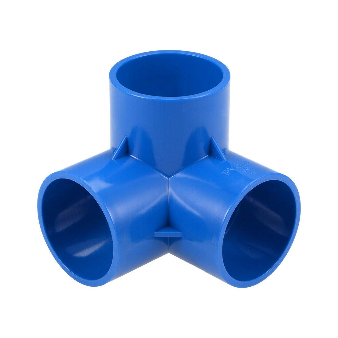Pipe Fittings 3-Way Elbow PVC Fitting Socket 50mm Tee F Corner Sales results No. Same day shipping 1