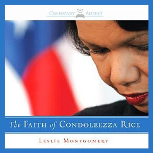 The Faith of Condoleezza Rice cover art