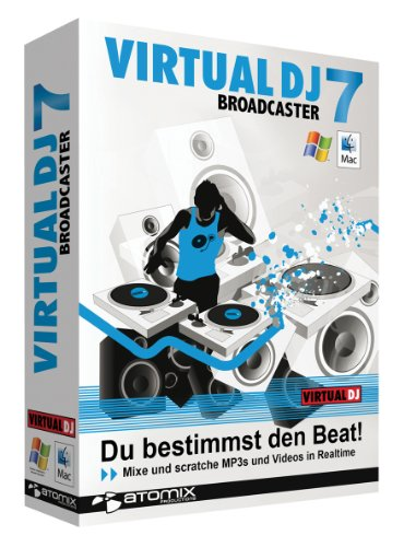 Virtual DJ 7 Broadcaster