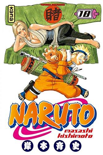 Naruto - Tome 18