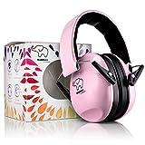SCHALLWERK® Kiddies 27 dB protector auditivo Kiddies – protección para oídos de niños – amortigua sonidos & protege las orejas de los niños
