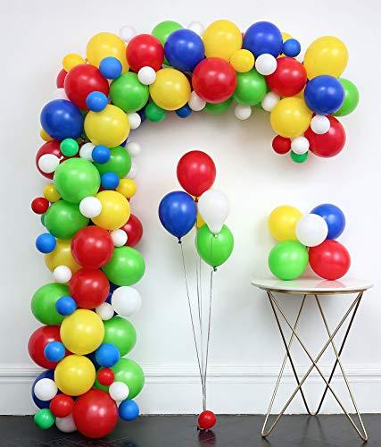Carnival Circus Balloons Garland Arch kit