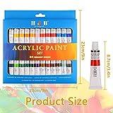 Immagine 1 colori acrilici 24 x 12