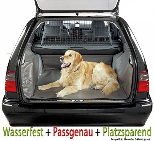 tierxxl Revêtement sur-mesure pour coffre de Peugeot 307 SW, assise positzion tout à l'arrière, sans Siège 6e et 7e, modèles 2002–2008