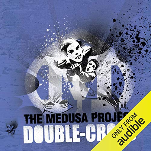 Couverture de The Medusa Project: Double Cross