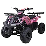 X-PRO 125 ATV Quad Kids ATV Youth ATV 4 Wheeler 125 ATV...
