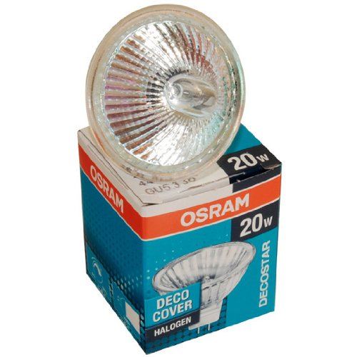 10 pcs Osram Decostar 51 MR16-20W