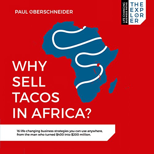 Why Sell Tacos in Africa? audiobook cover art