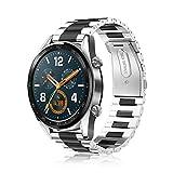 Fintie Correa Compatible con Huawei Watch GT 2/Huawei Watch GT 46mm Sport/Classic/Active/E...