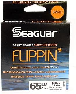 Seaguar Denny Brauer Flippin' Braid Test Fishing Line