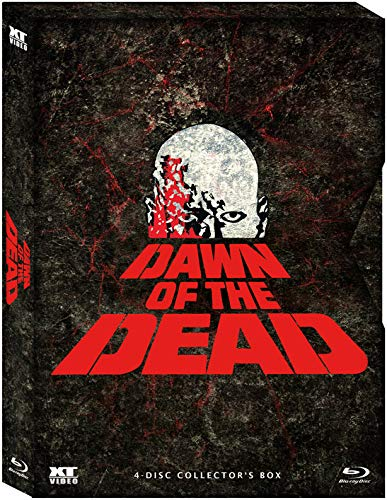 Zombie - Dawn of the Dead - Collectors Box Digipack [4 Blu-ray]