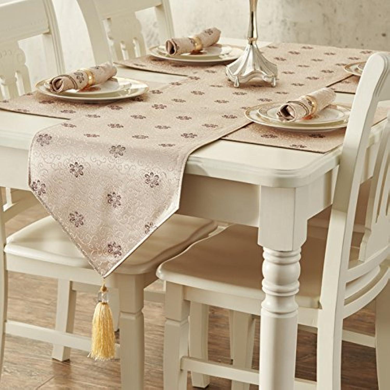 barato Tabla Runnerluxury Jardín Moda elegante elegante elegante ambiente moderno simple estera de tabla púrpuraa 35  228M  Ahorre 35% - 70% de descuento