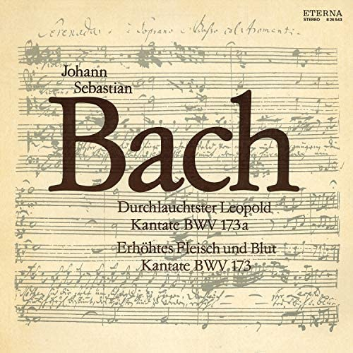 Thomanerchor Leipzig, Gewandhausorchester Leipzig & Hans-Joachim Rotzsch