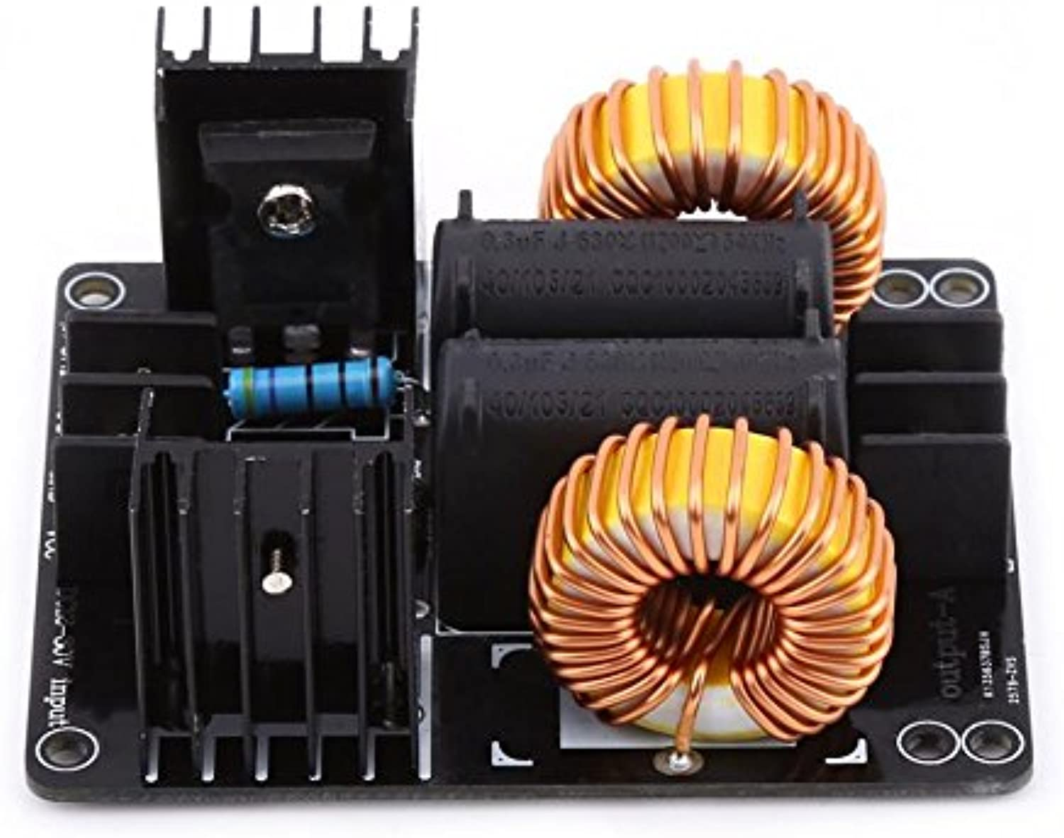 Supply 20a  Dc12 30v 20a 1000w Supply Driver Board Induction Heating Module Heater Copper Wire  Power Inssizetion Hot Inductive Reasoning Evocation Generalization  1PCs